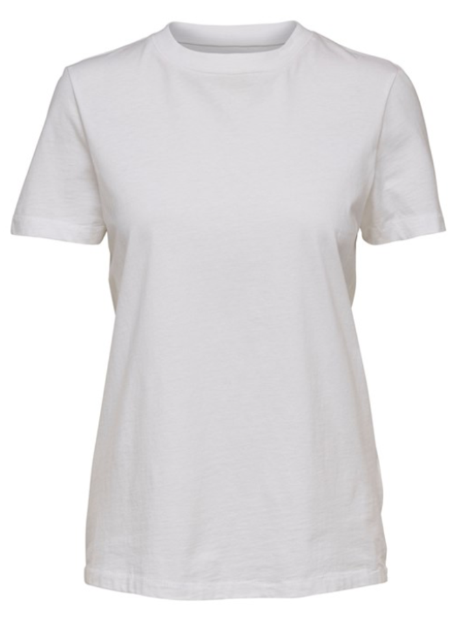 T-shirt my perfect tee Bright White NOOS