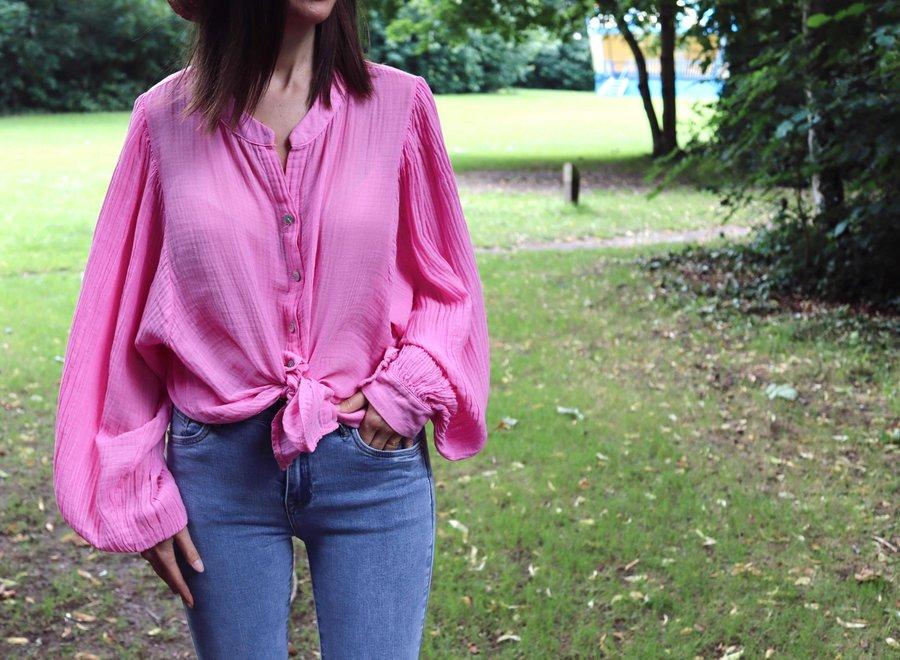 Blouse Michelle pink