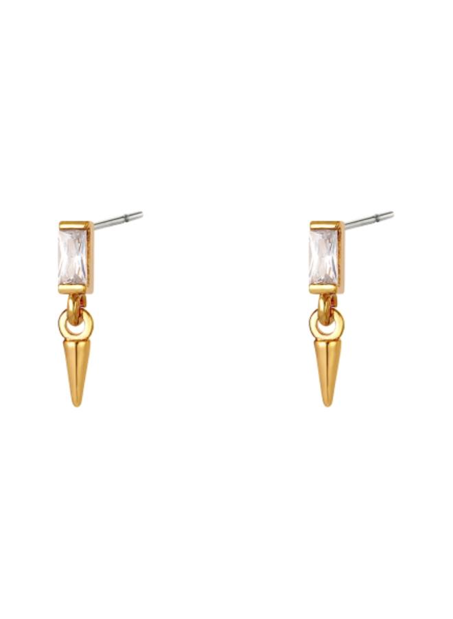 Earrings little cone