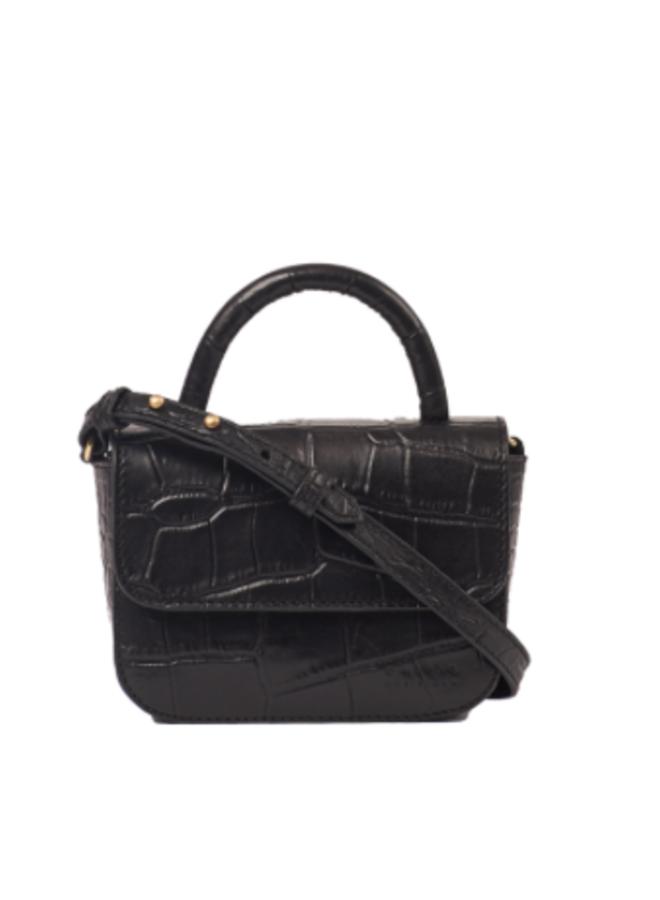 Nano bag croco classic leather
