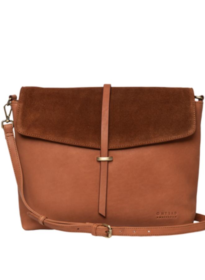 Ella wild oak soft grain leather