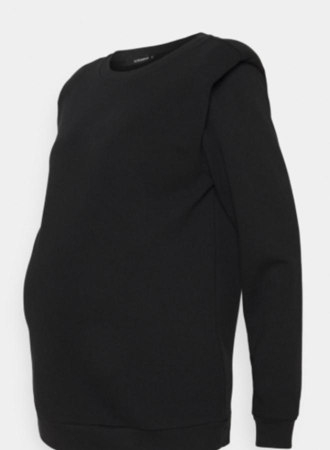 Sweater shoulderpads black