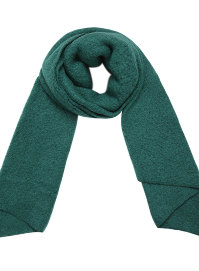 Scarf Camille green