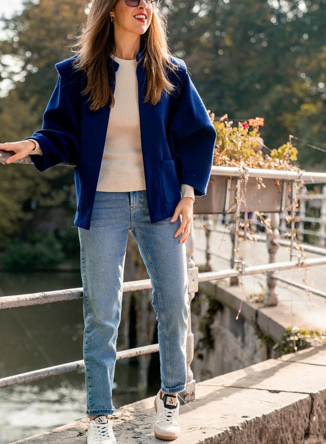 Yaszeo girlfriend ankle jeans noos light blue