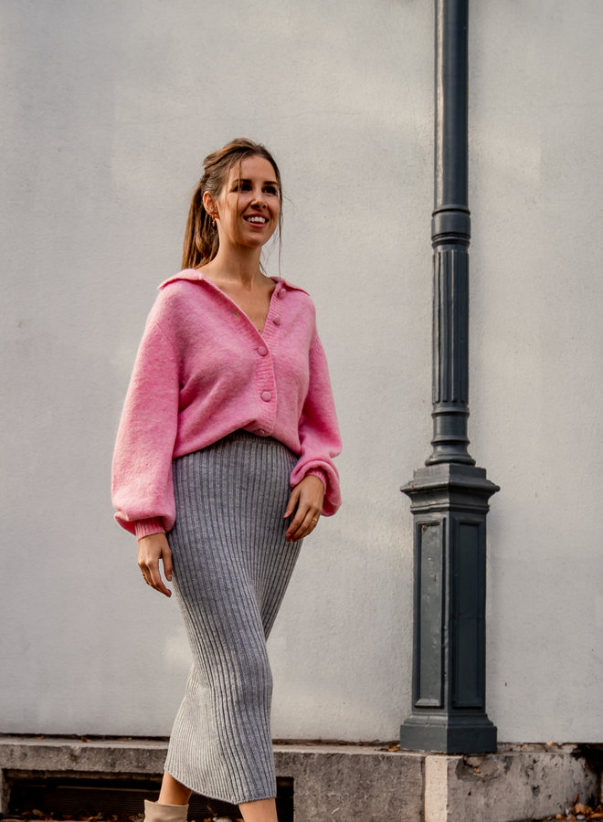 Emma skirt grey