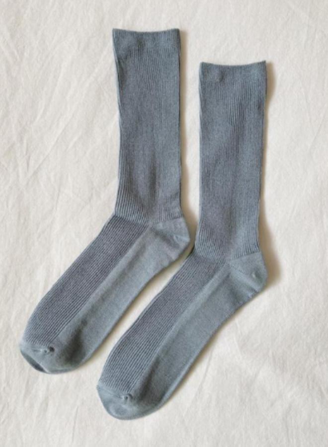 Trouser Socks Blue Bell