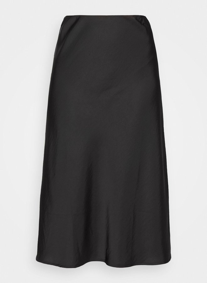 Yaspastella midi skirt black