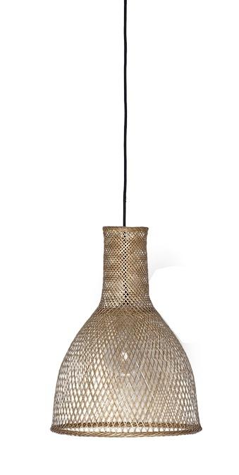 Ay Illuminate Lámpara de bambú M3 - Ø 35 cm - Ay illuminate