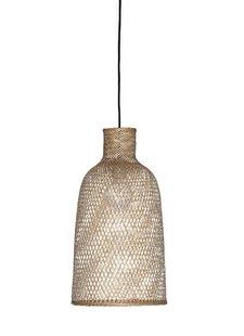 Ay Illuminate Lámpara de techo de bambú M2 - Ø 30 cm - Ay illuminate