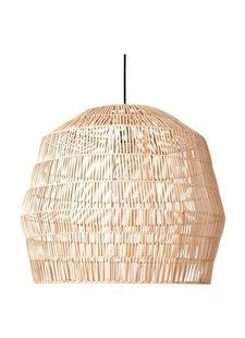 Ay Illuminate Lámpara de ratán natural - Nama2 - Ø58cm - Ay Illuminate