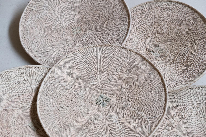 Petite Lily Interiors Cesta de pared Tonga - Ø57-60cm