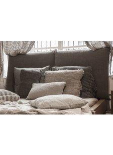 Dareels Cabecera de cama de lino - L80x10xH85cm - Dareels