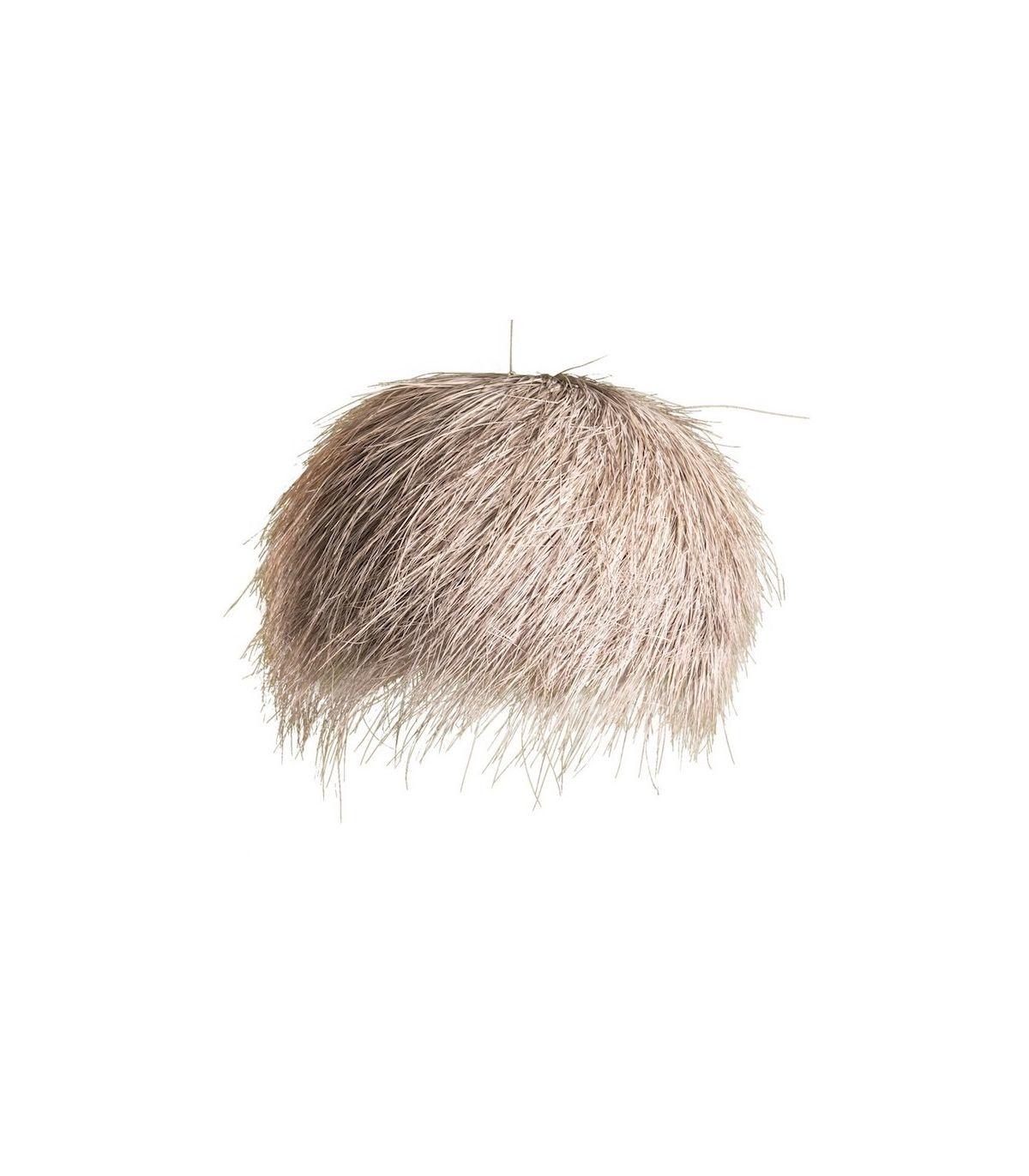 Rock the Kasbah  La suspension boule en fibres de palmier - Ø60x44cm - Rock the Kasbah