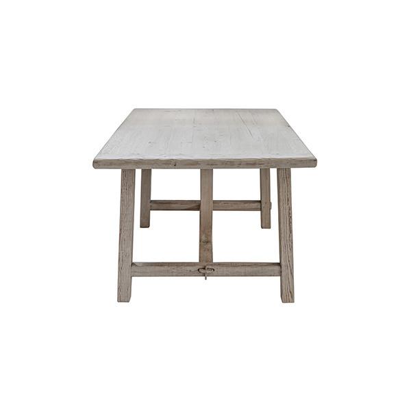 Snowdrops Copenhagen Mesa de Comedor madera cruda - 180x90xH78cm - Pieza única