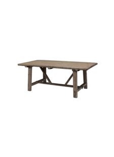 Petite Lily Interiors Mesa de Comedor madera de olmo - 240x100xh78H - Pieza única