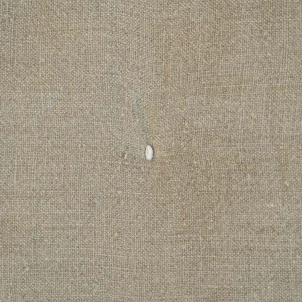 Dareels Silla Lounge lino Strozzi - blanca - 190x100xH65cm