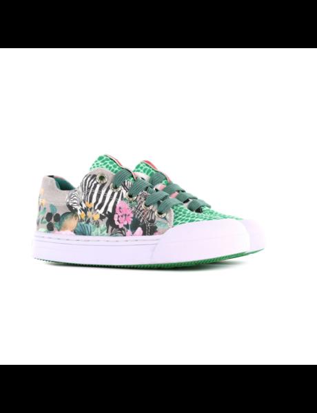 GO BANANAS (SHOESME) GO BANANAS sneaker ZEBRA