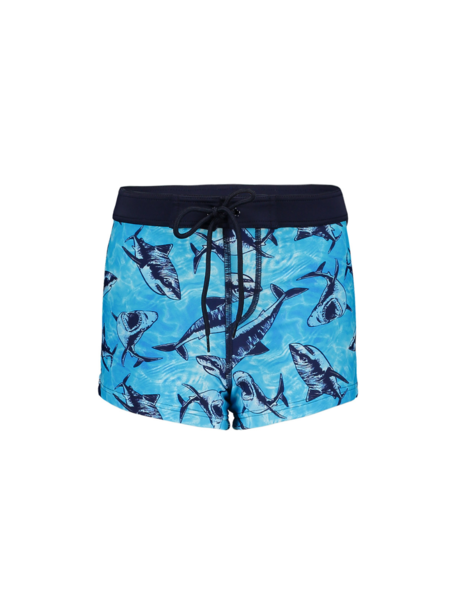 Just Beach JUST BEACH zwemshort 6020 tropical shark