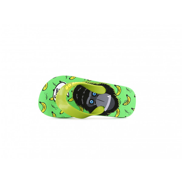GO BANANAS (SHOESME) GO BANANAS slippers MONKEY