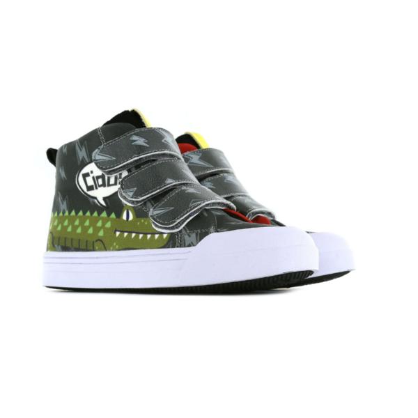 GO BANANAS (SHOESME) SHOESME sneakers alligator print go