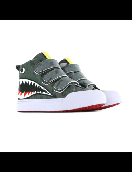 GO BANANAS (SHOESME) SHOESME sneakers shark print