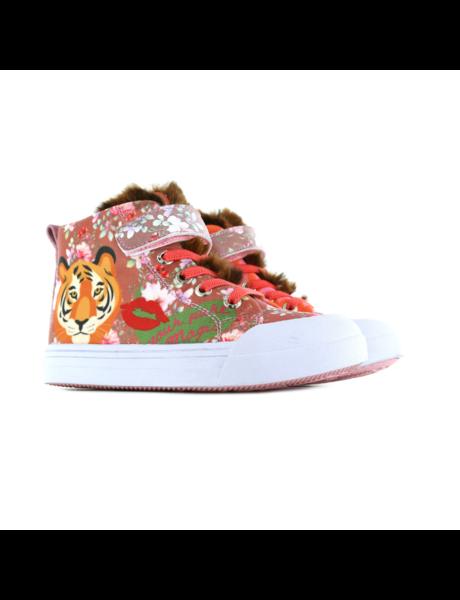 GO BANANAS (SHOESME) SHOESME sneakers TIGER print