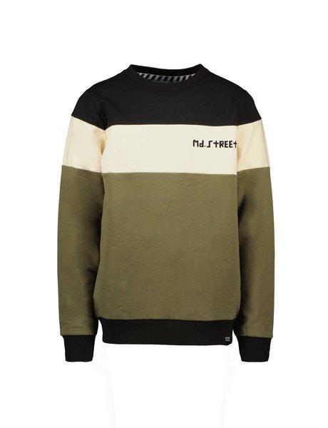 Moodstreet Moodstreet sweater 6381 black