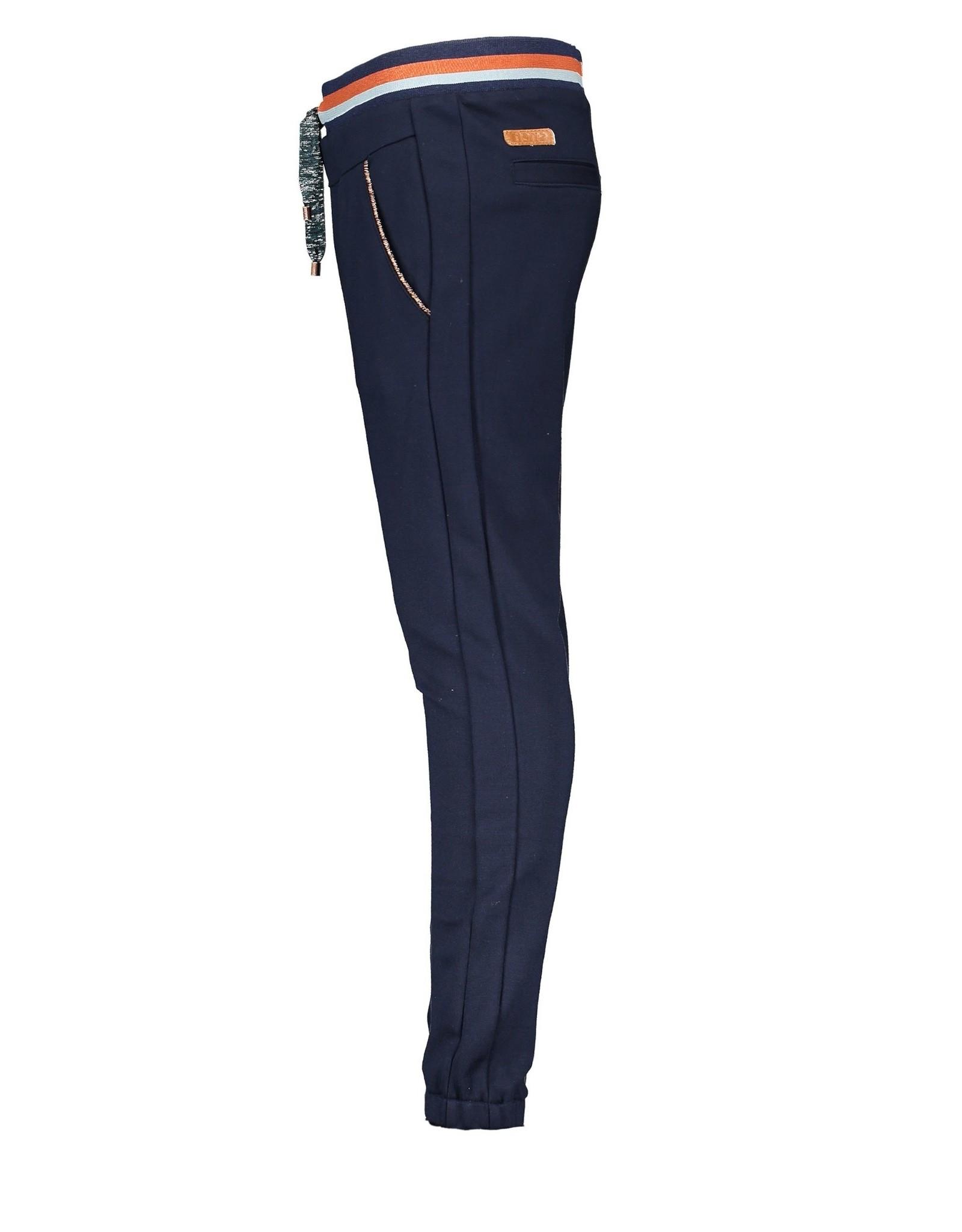 Nono NONO pants 5602 navy blazer
