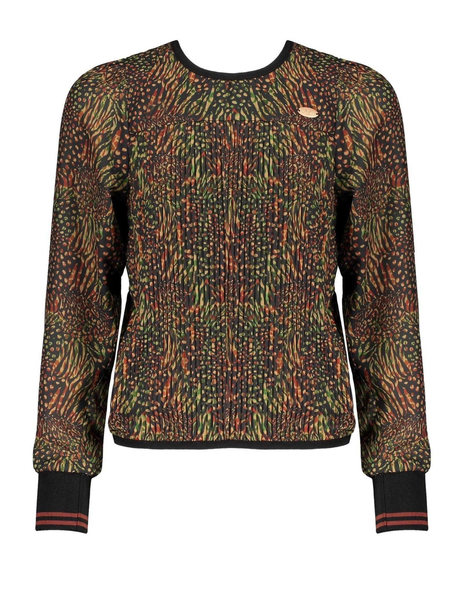 Nobell NoBell blouse 3100 army green