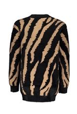 Nobell NoBell sweater dress 3306 jet black