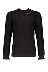 Nobell NoBell shirt 3404 jet black
