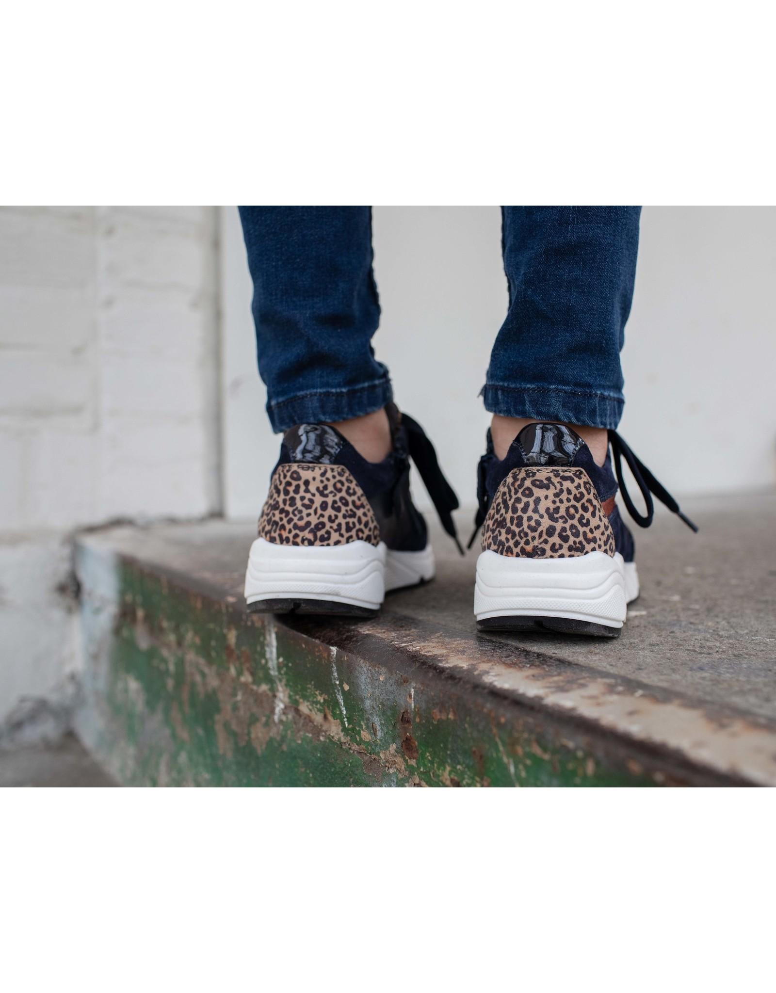 Quapi Quapi schoenen Hip Keet dark blue