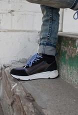 Quapi Quapi schoenen Hip Karl black grey