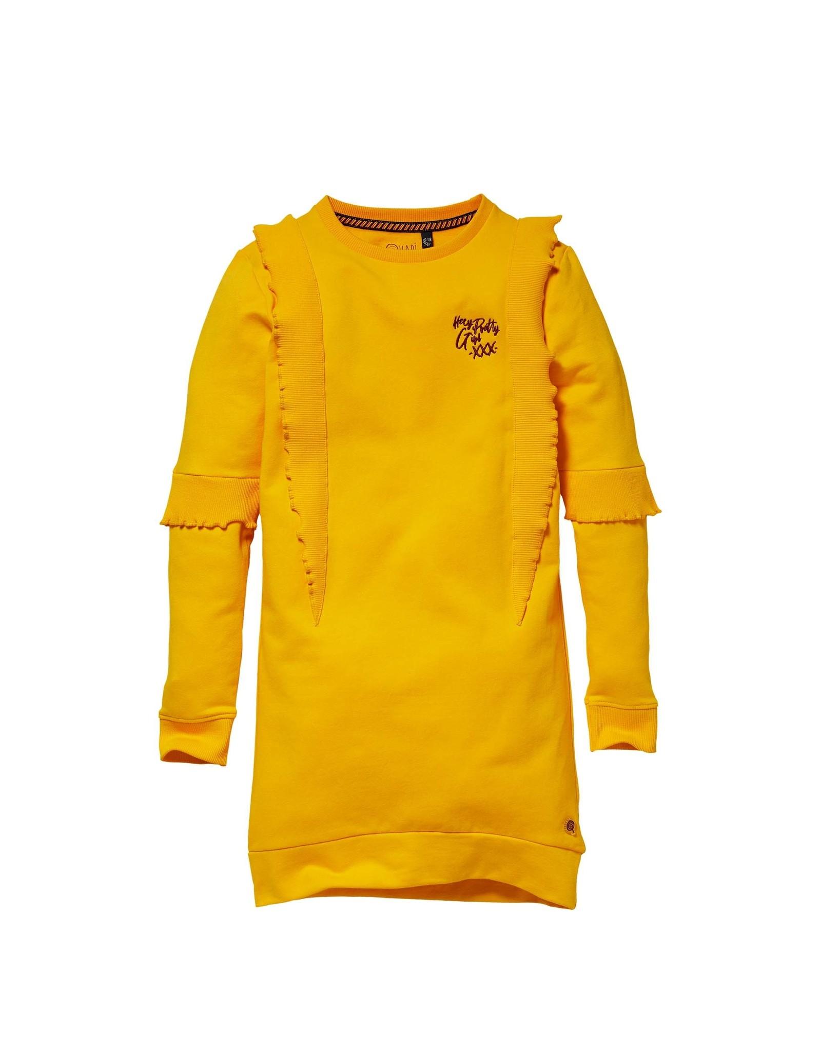 Quapi Quapi jurkje Karima yellow sun