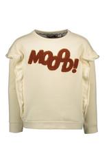 Moodstreet Moodstreet sweater5334 warm white