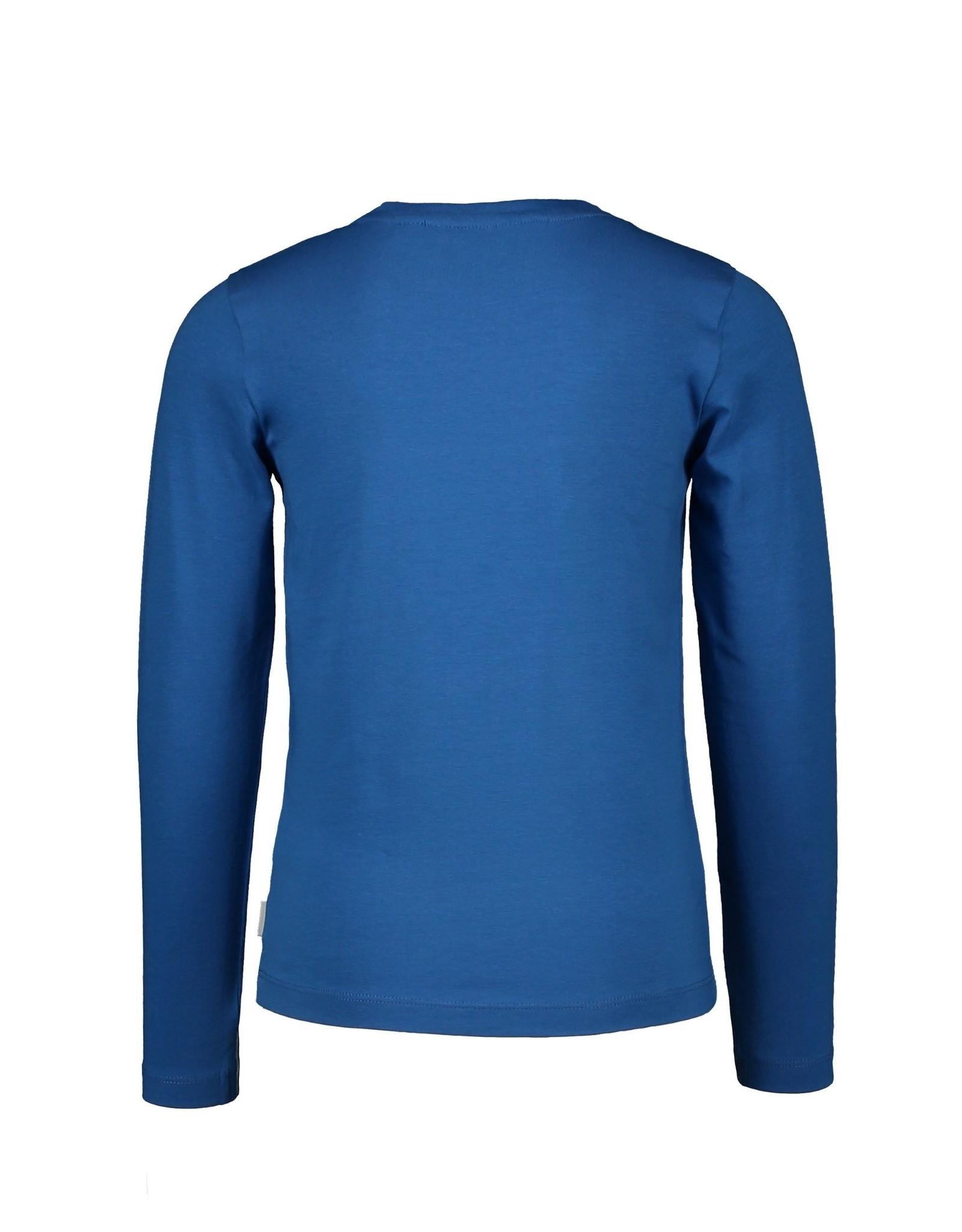 Moodstreet Moodstreet longsleeve 5401 true blue