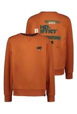 Moodstreet Moodstreet sweater 6382 rust