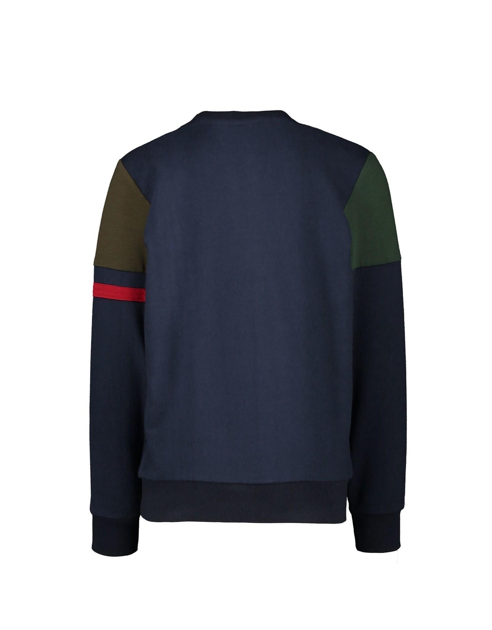 Moodstreet Moodstreet sweater 6386 navy