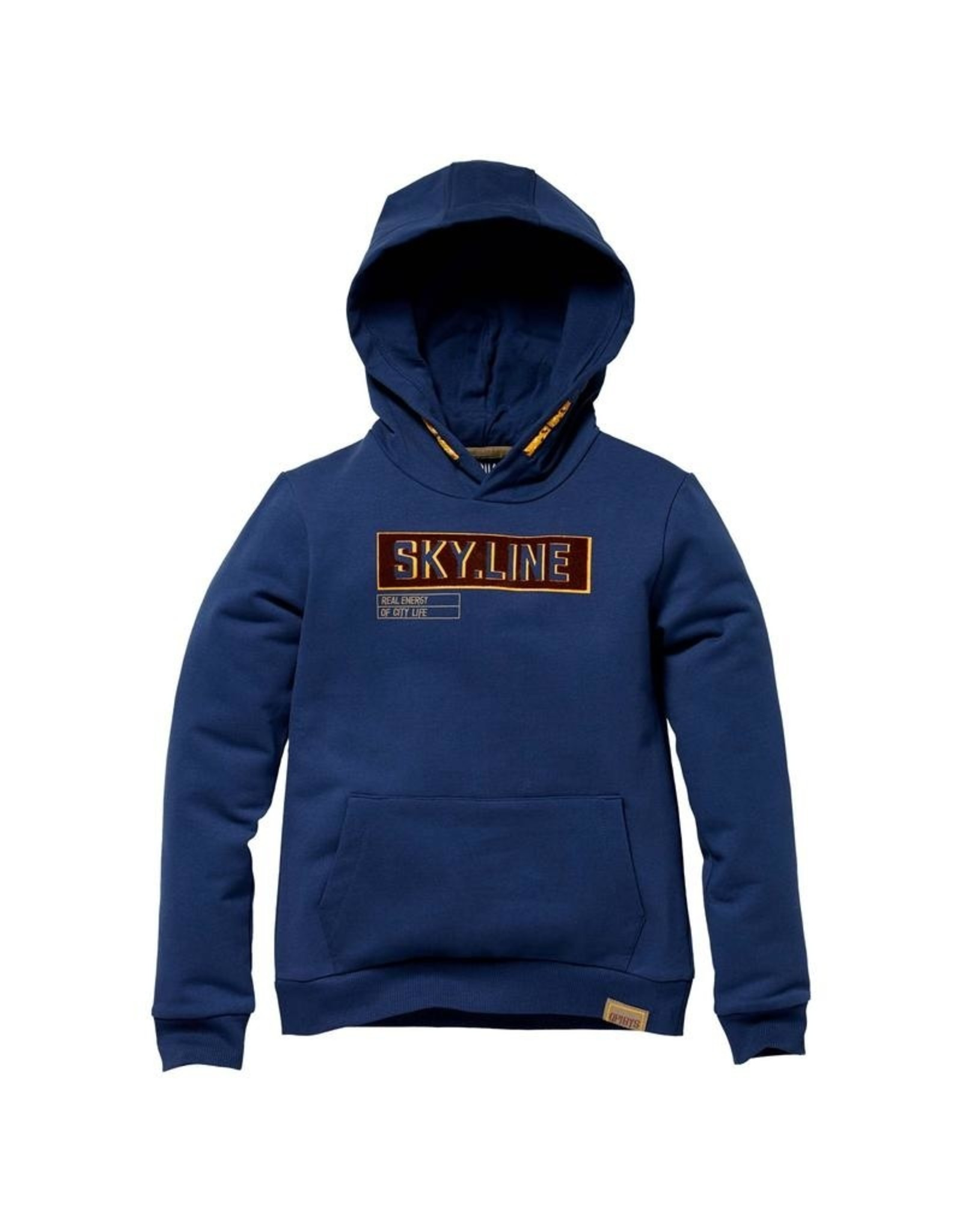 Quapi Quapi sweater Kiano blue force