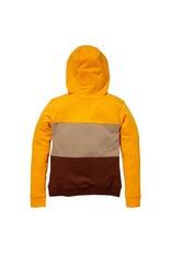 Quapi Quapi sweater Kjelt orange yellow