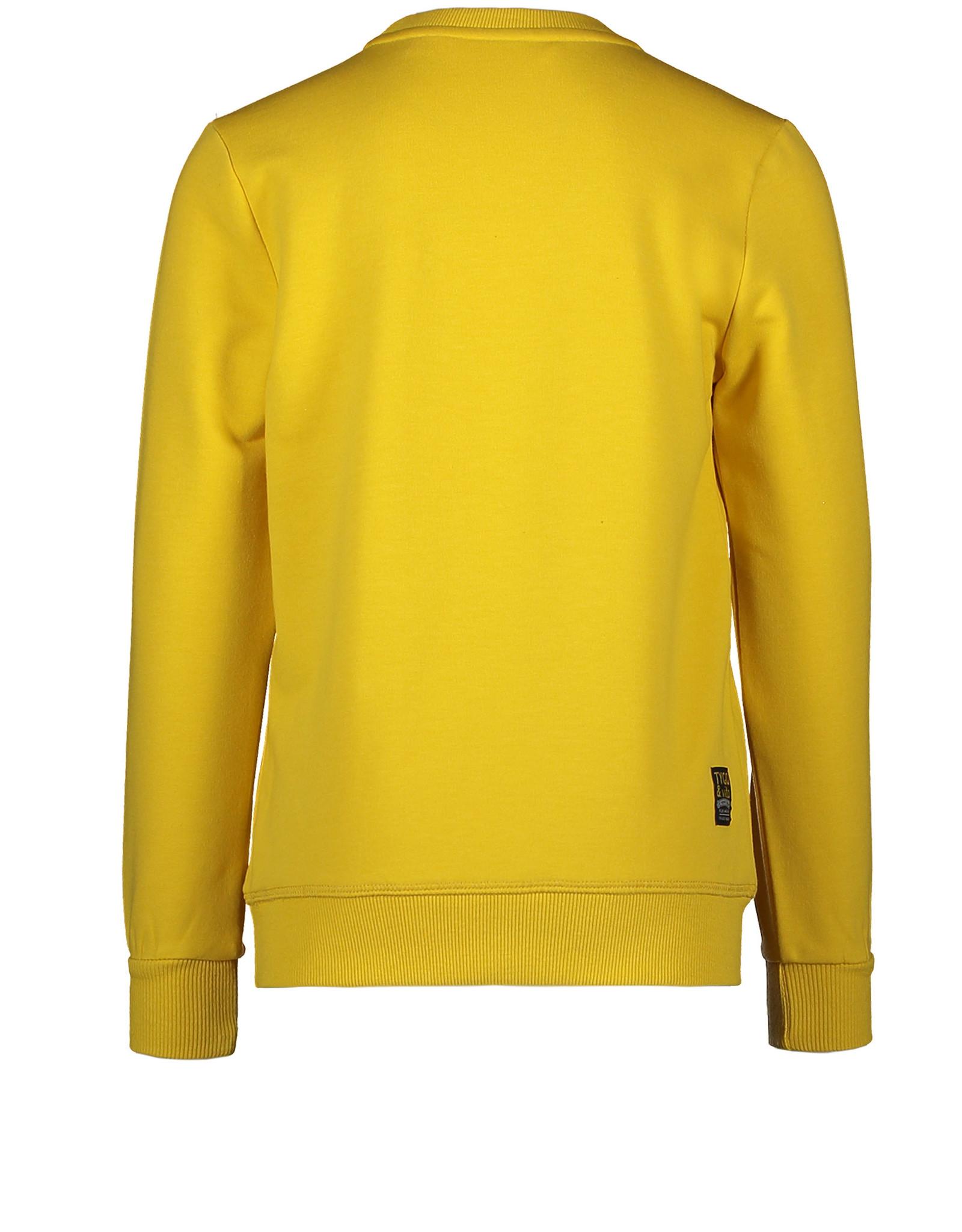 Tygo&Vito Tygo&Vito sweater 6320 yellow