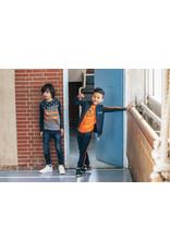 Tygo&Vito Tygo&Vito longsleeve 6422 shocking oranje