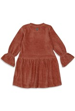 Jubel Jubel jurk bruin Club Amour