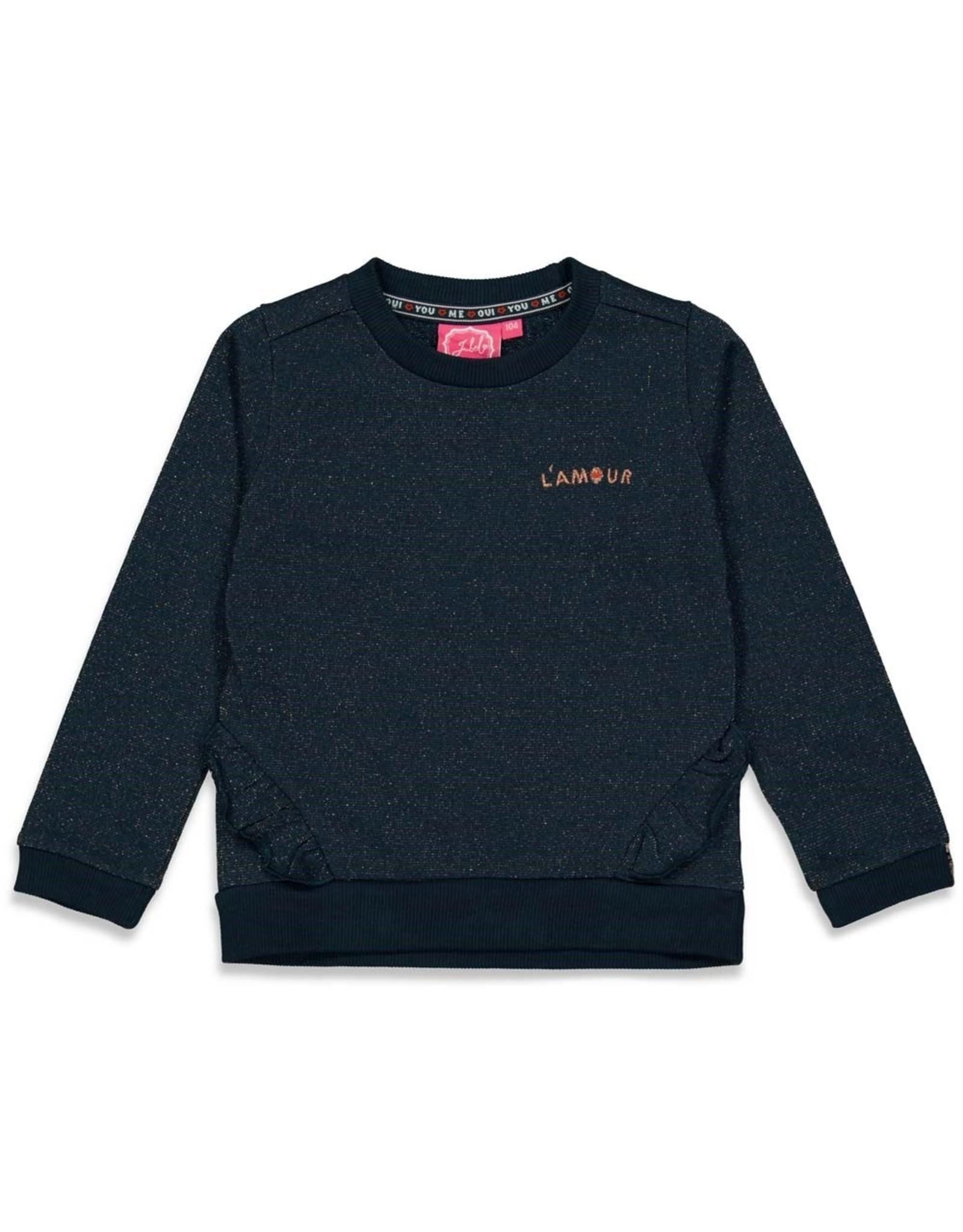 Jubel Jubel sweater marine Club Amour