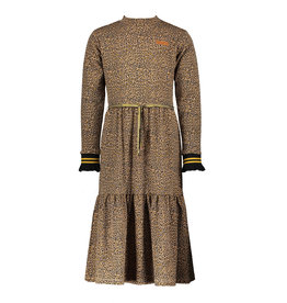 Nono NONO maxi dress 5801 animal