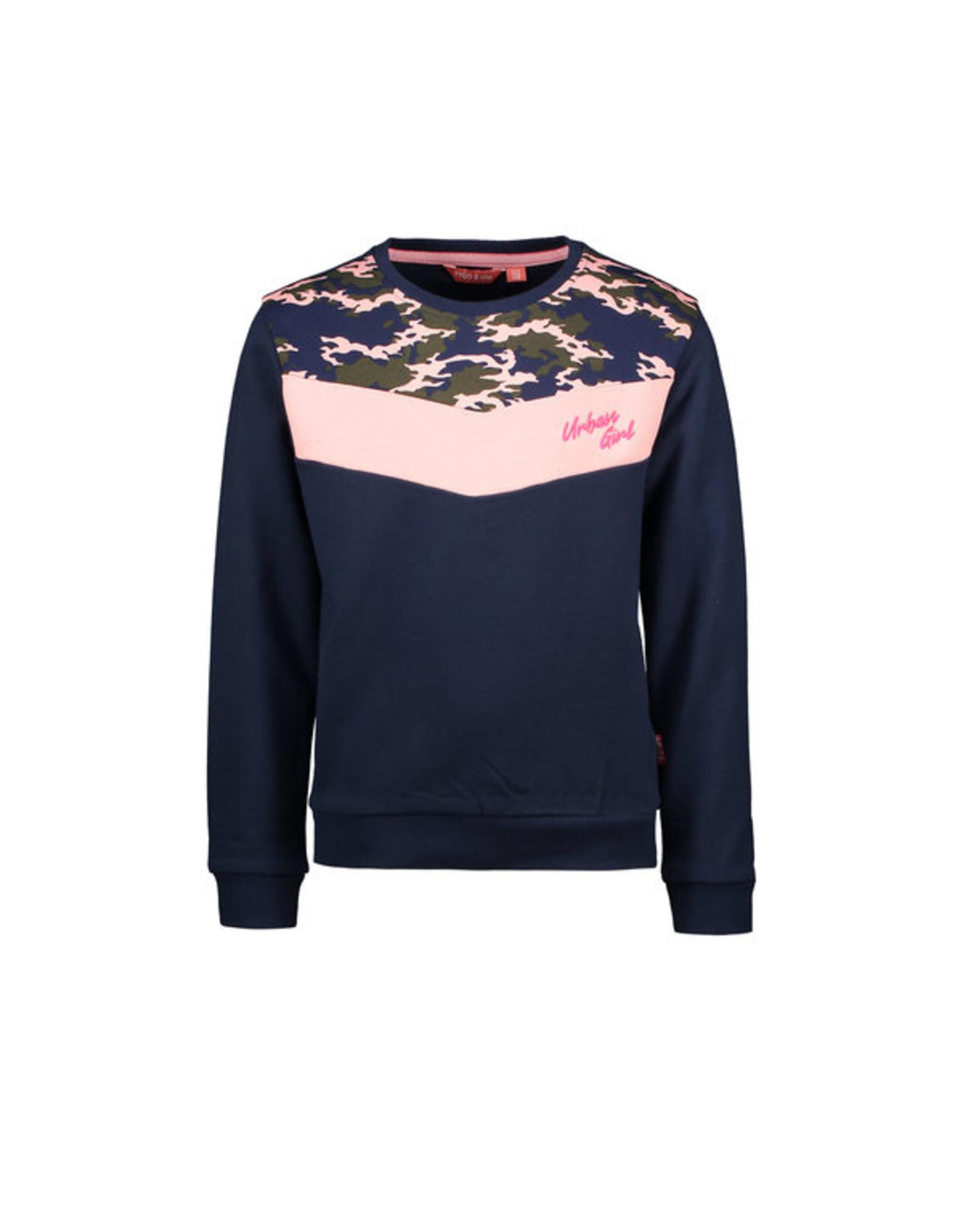Tygo&Vito Tygo&Vito sweater 5302 navy