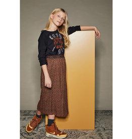 Nobell NoBell maxi skirt 3700 cinnamon