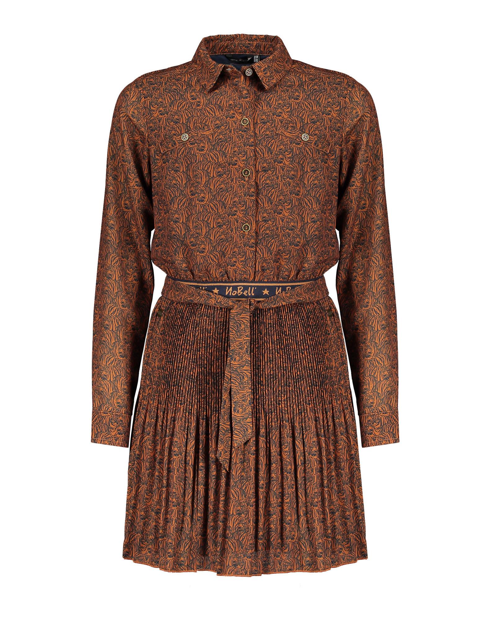 Nobell NoBell dress 3802 cinnamon