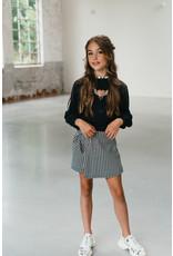 Topitm Miss T short Mara brown