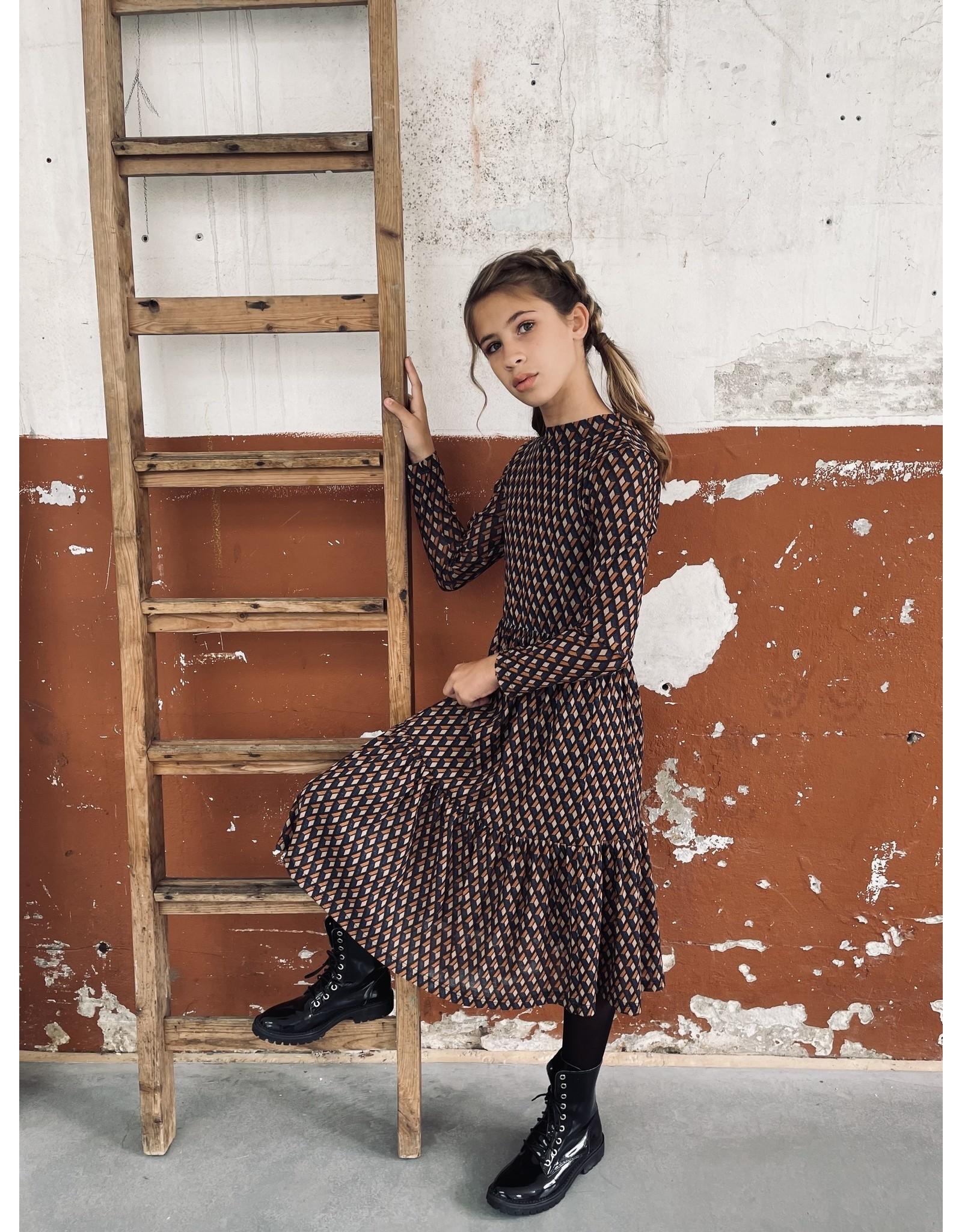 Topitm Miss T dress Mila animal